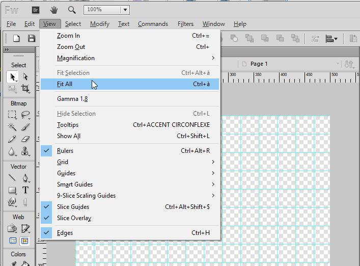 import raster/vector from photoshop illustrator